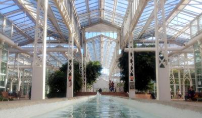 Palacio de Cristal de la Arganzuela