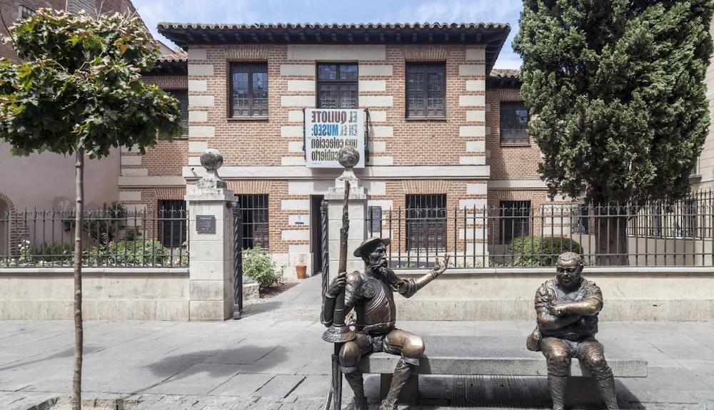 museo casa natal de cervantes madrid