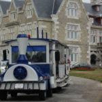 Tren turístico Santander