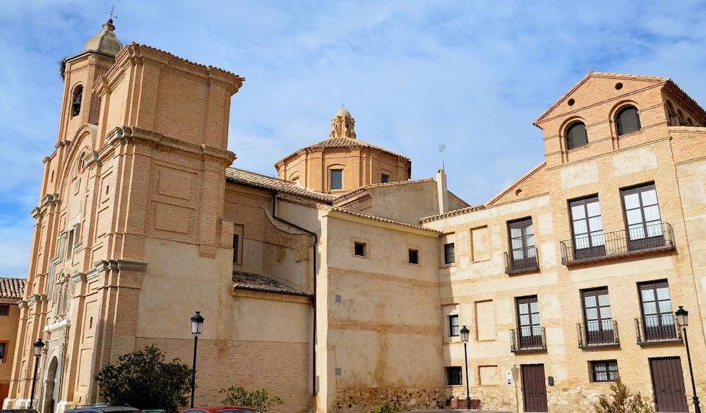 Casa Palacio de los Condes de Bureta