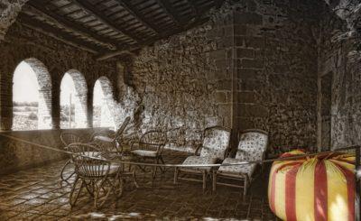Castillo Gala Dalí de Pubol