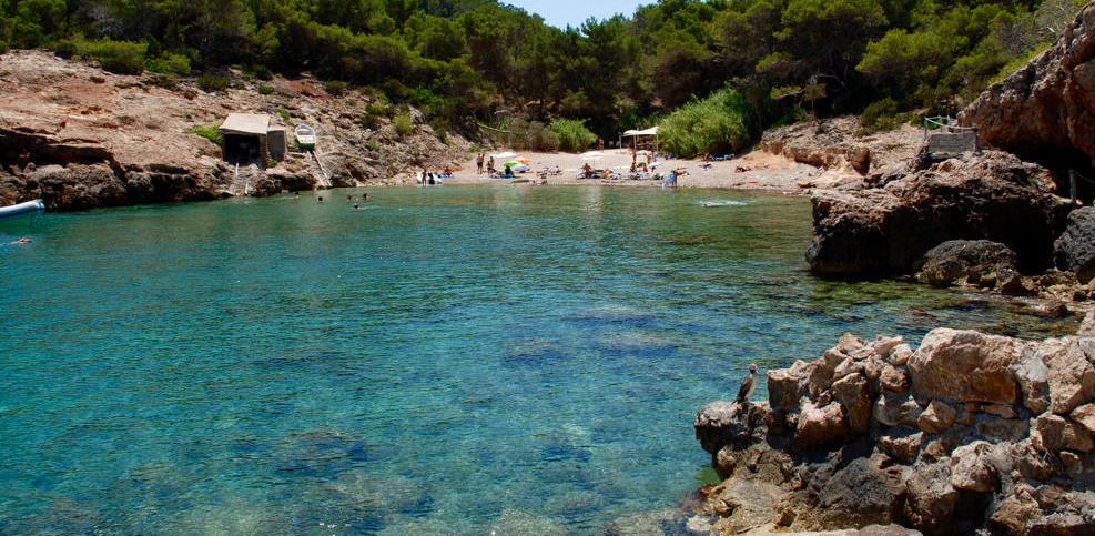 Playa Cala Xuclar