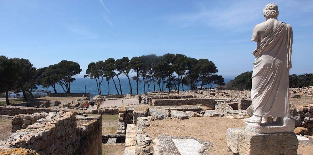 ruinas de empuries 2