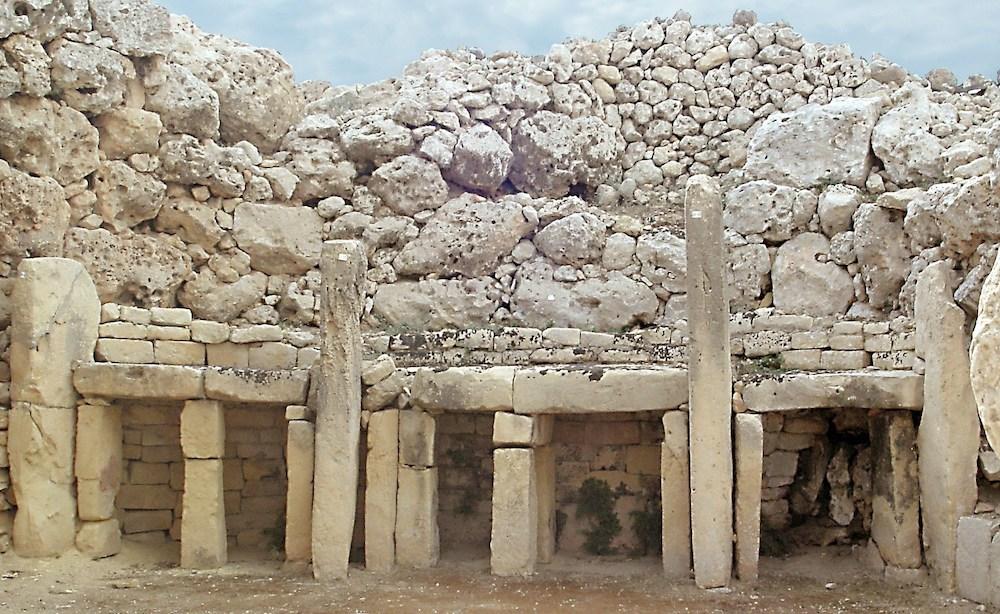 templos megaliticos de ggantija