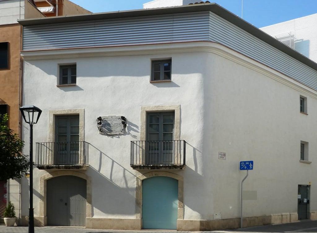 Casa Museu angel Guimera