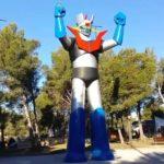 Estatua Mazinger Z