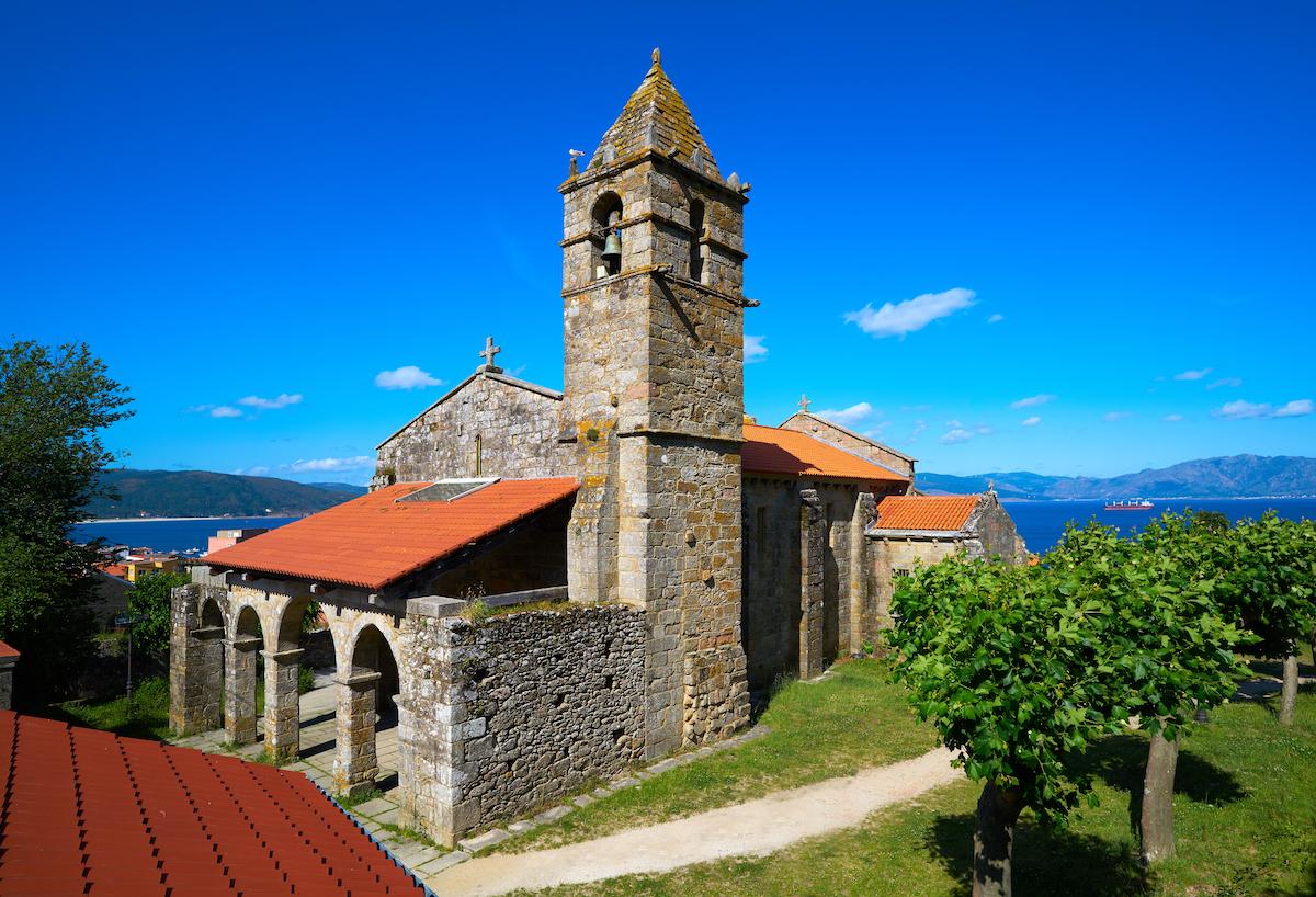 Iglesia de Finisterre