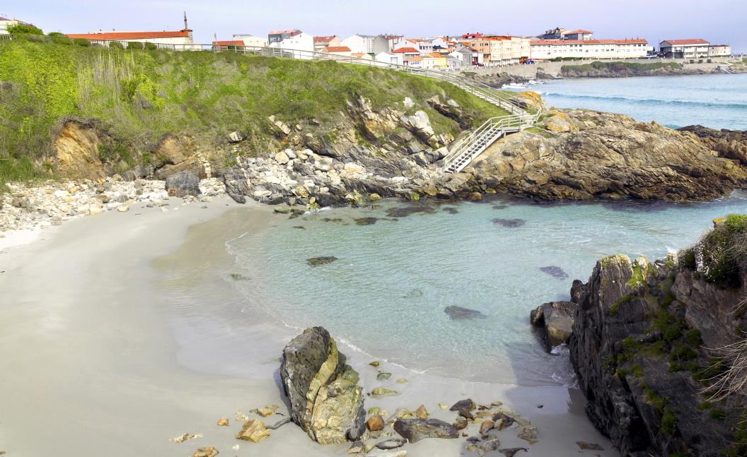 playa de salseiras
