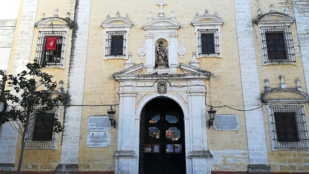 Iglesia del Carmen en San Fernando