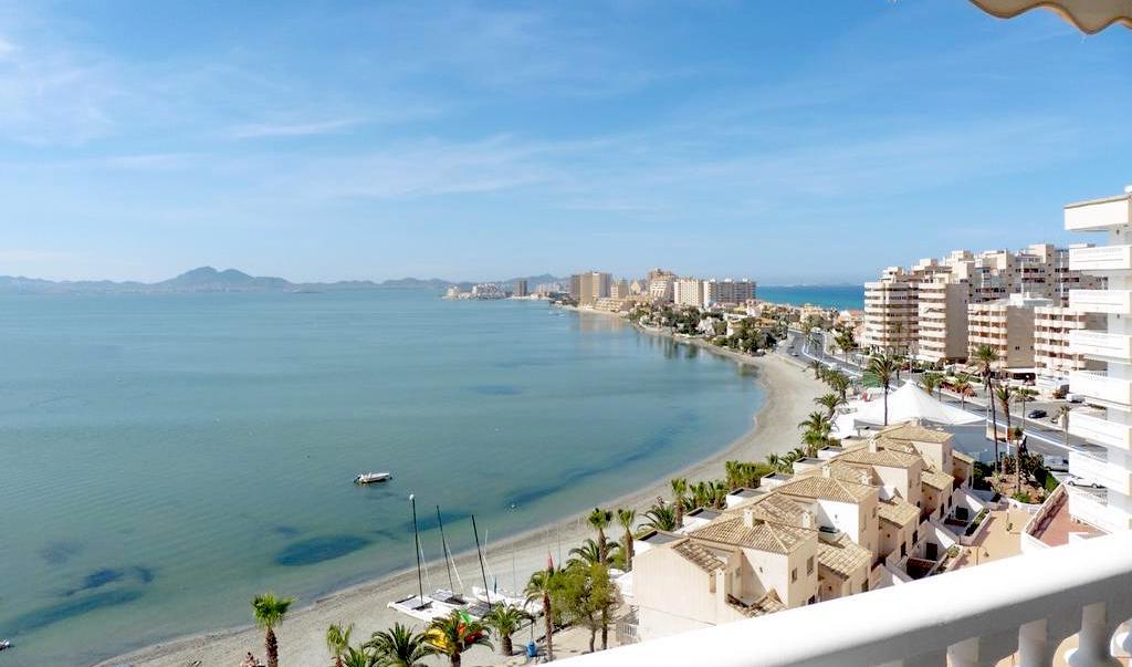 Playa del Pedruchillo Murcia