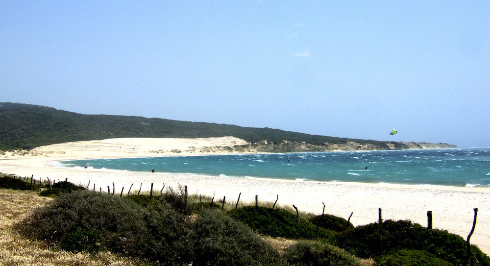 playa punta paloma cadiz