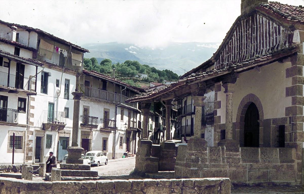 Candelario salamanca