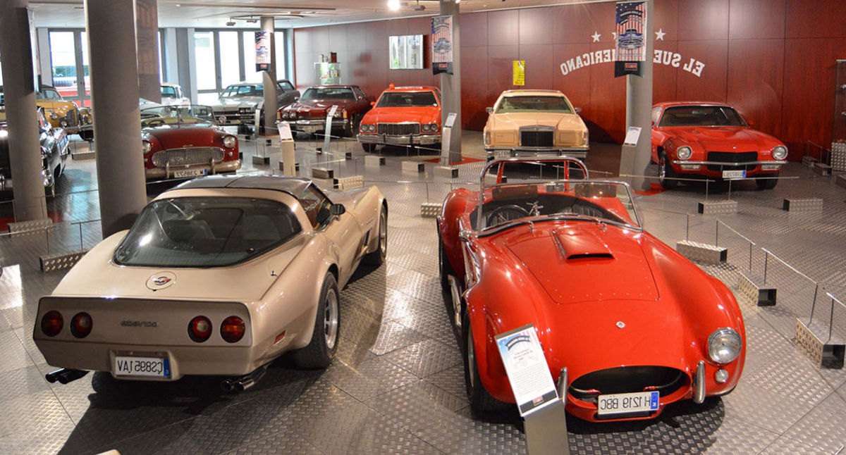 Museo de Historia de Automocion salamanca