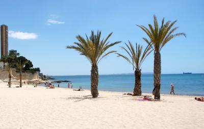 Playa de la Albufereta
