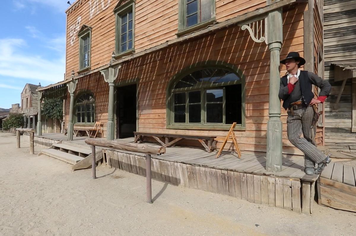 saloon de fort bravo