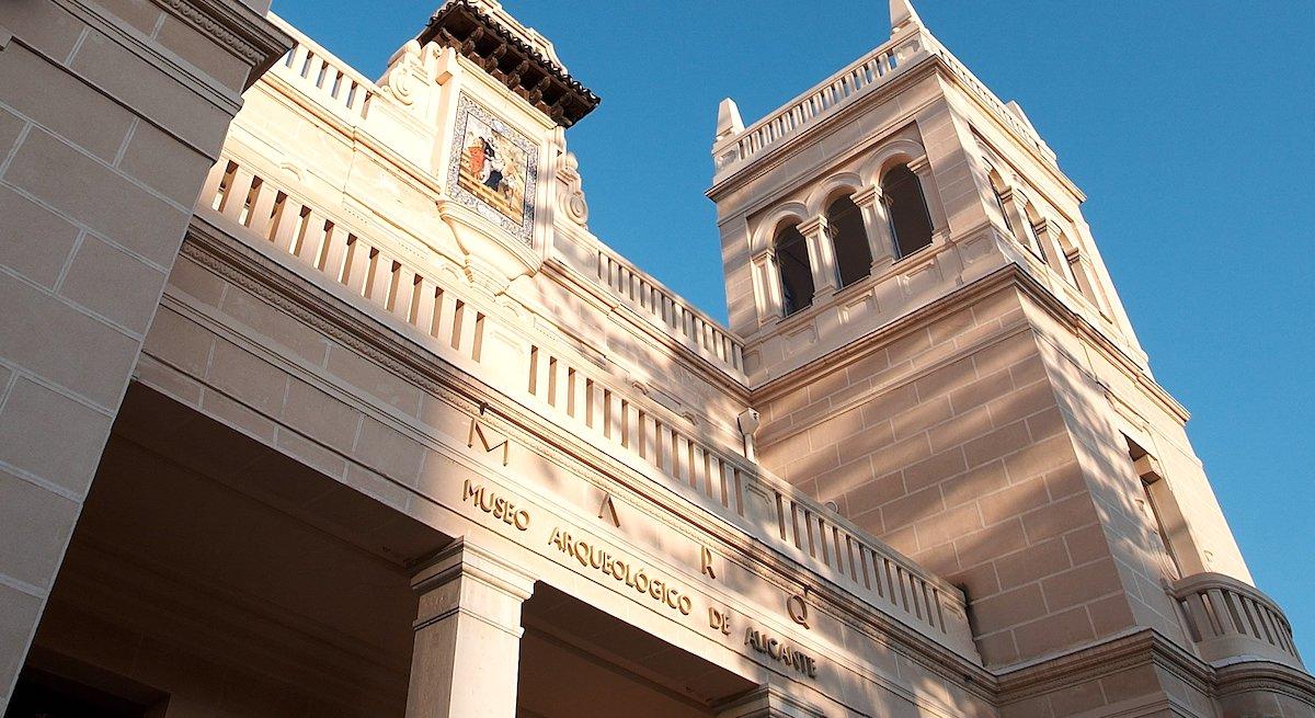 museo arqueologico marq de alicante