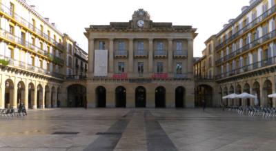 plaza de la constitucion san sebastian