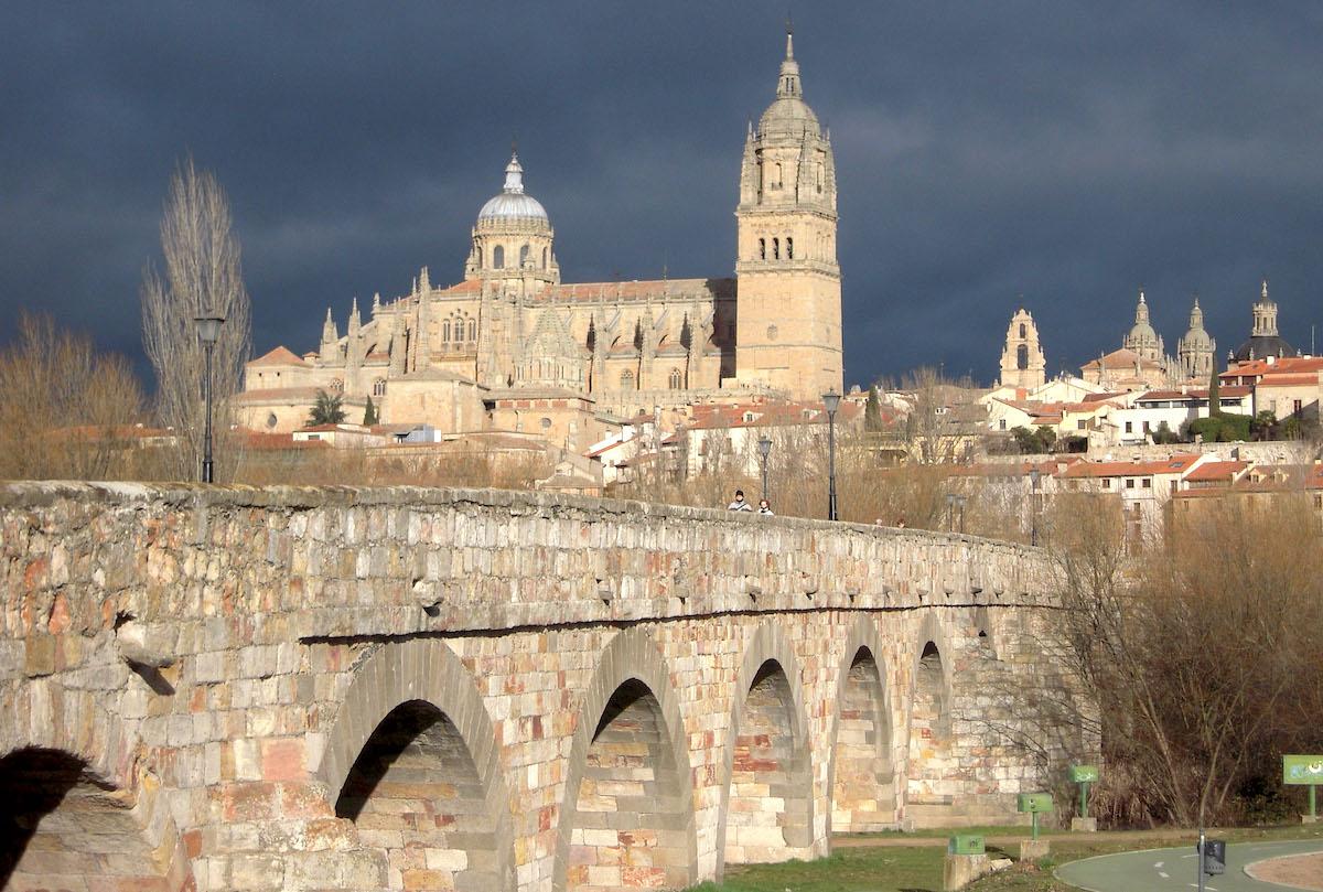 puente romano salamanca