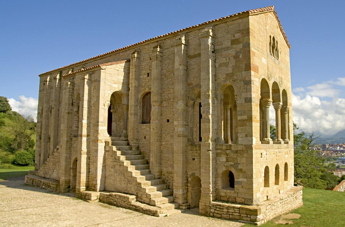 Iglesia de Santa María del Naranco