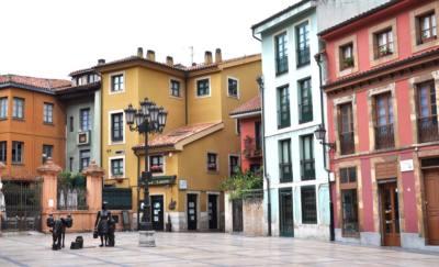 Plaza Trascorrales