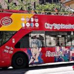 Bus turístico Granada