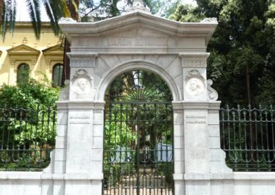 Jardín Botánico de la Universidad de Granada