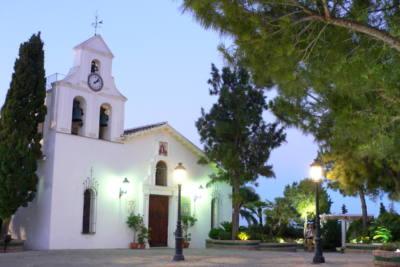 Iglesia de Santo Domingo de Guzman benalmadena