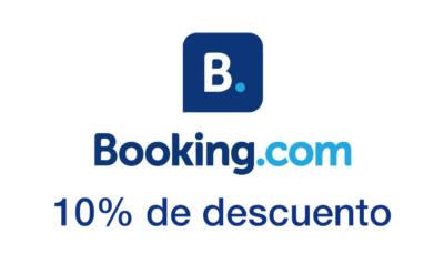 Descuento booking 10