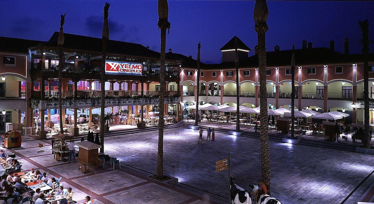 Centro Comercial Plaza Mayor malaga