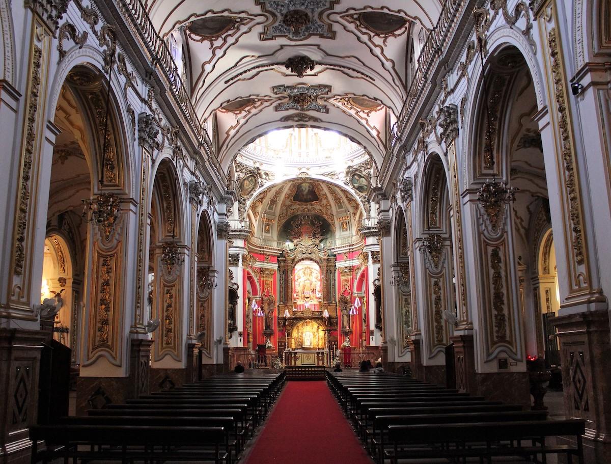 Parroquia de los Santos Mártires Ciriaco y Paula