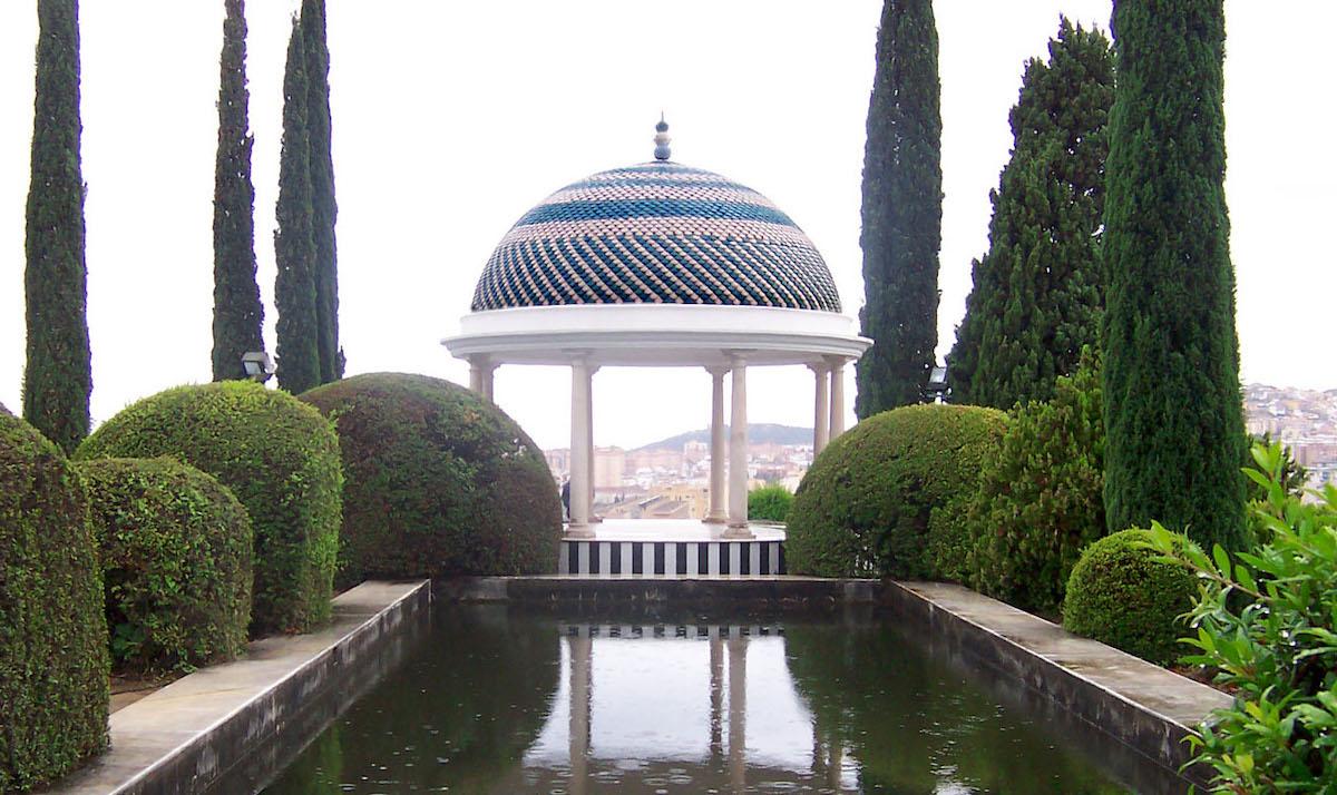 jardin botanico de la concepcion