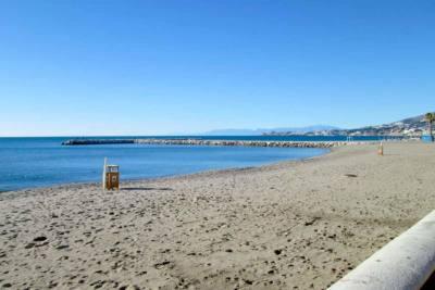 playa san francisco fuengirola