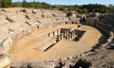 ruinas de italica