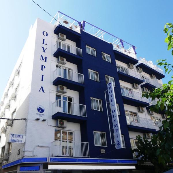 Hotel Benidorm City Olympia