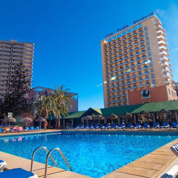 Hotel Pueblo Benidorm