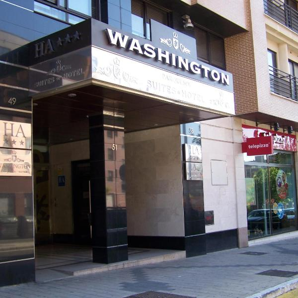 Washington Parquesol Suites