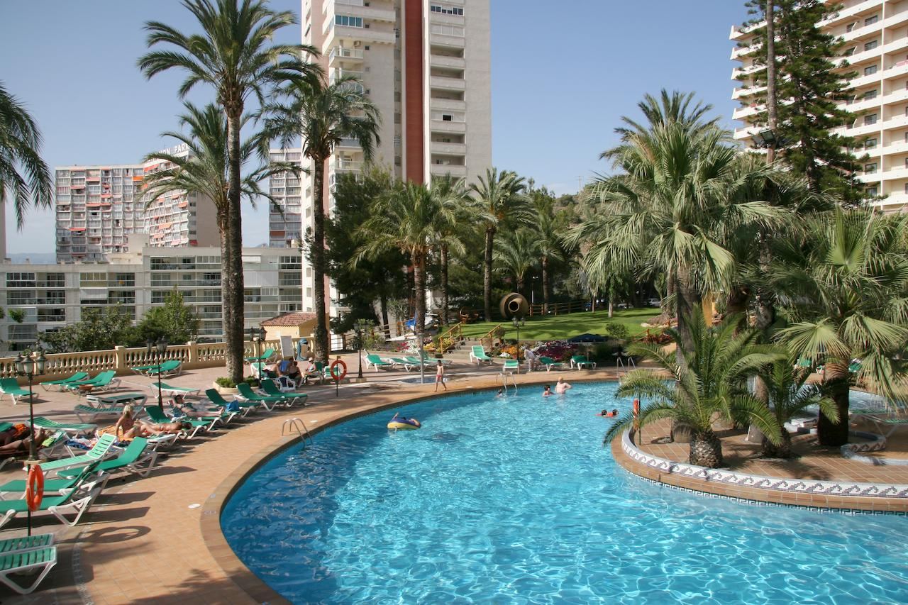 hotel palm beach benidorm