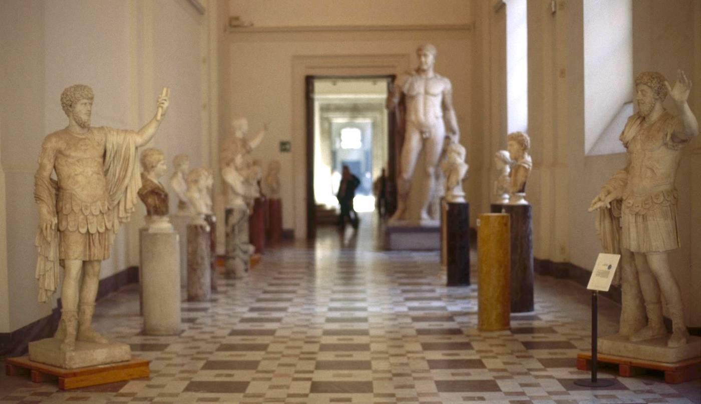 Museo Arqueológico Nacional de Napoles