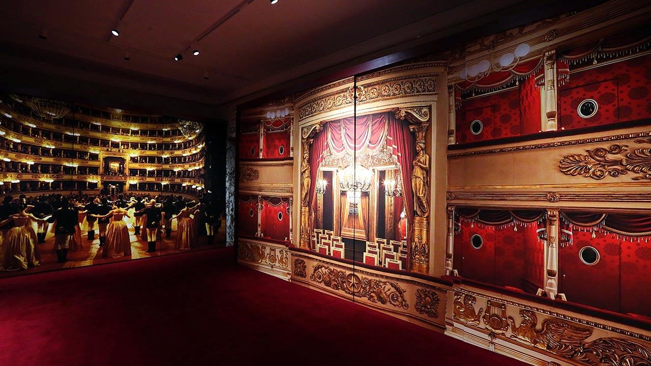 Museo teatral de la Scala