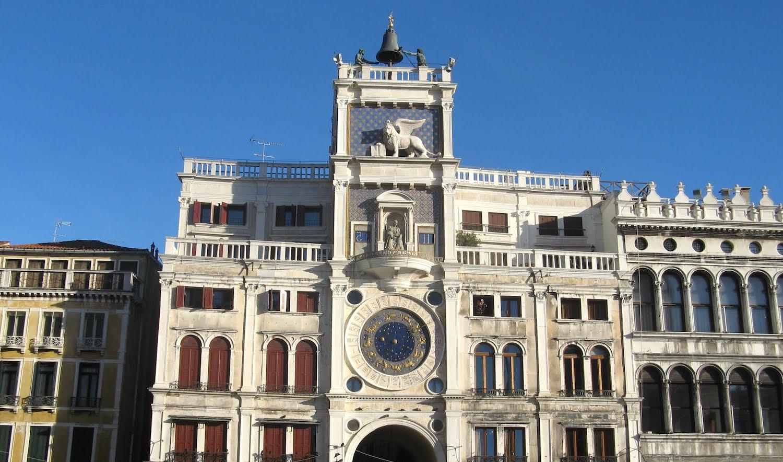 torre del reloj venecia