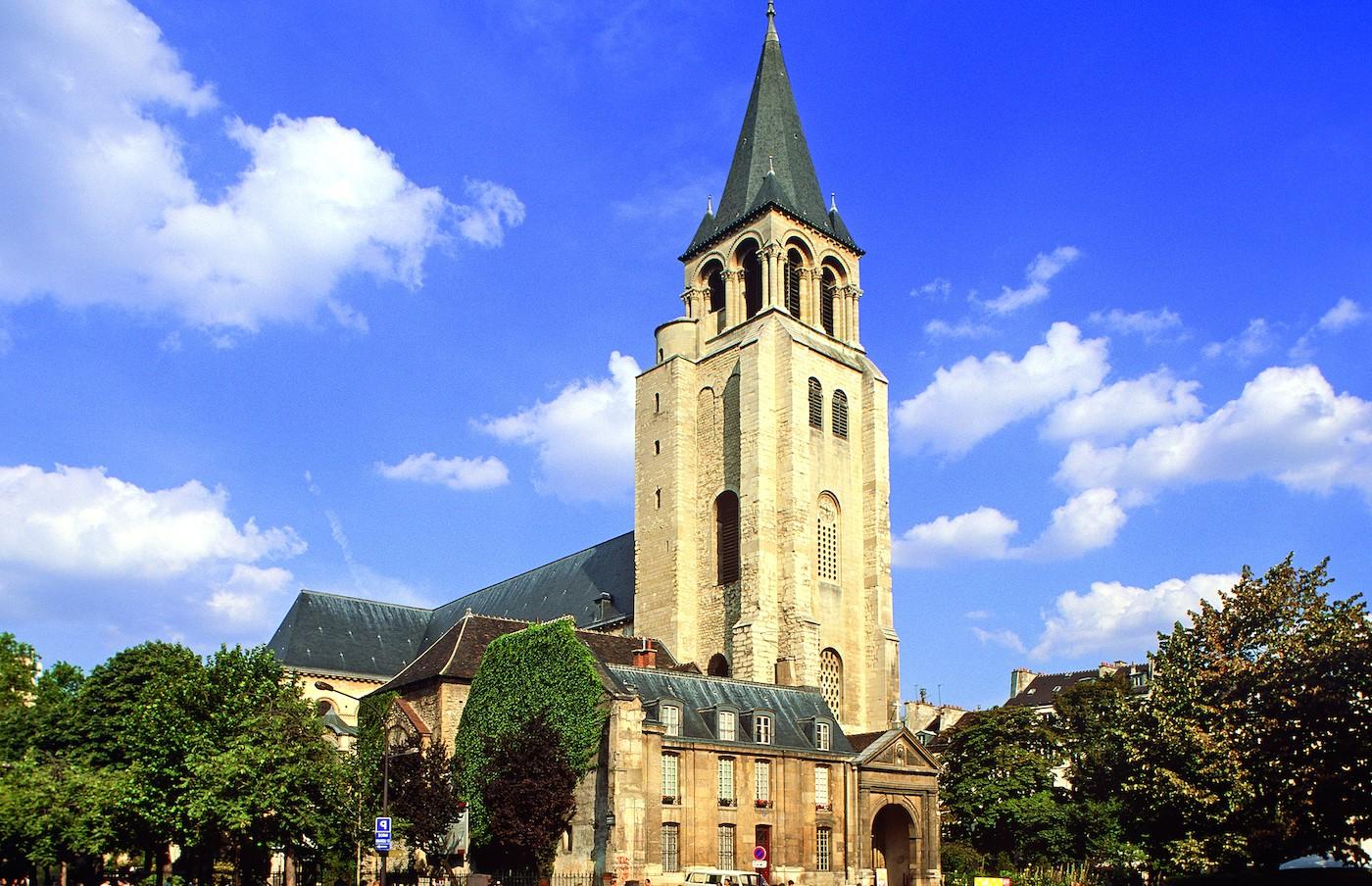 Abadia de Saint-Germain-des-Pres