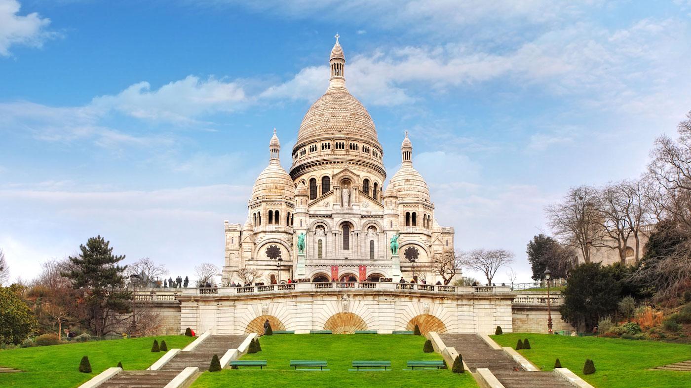 Basilica del Sagrado Corazon de Montmartre