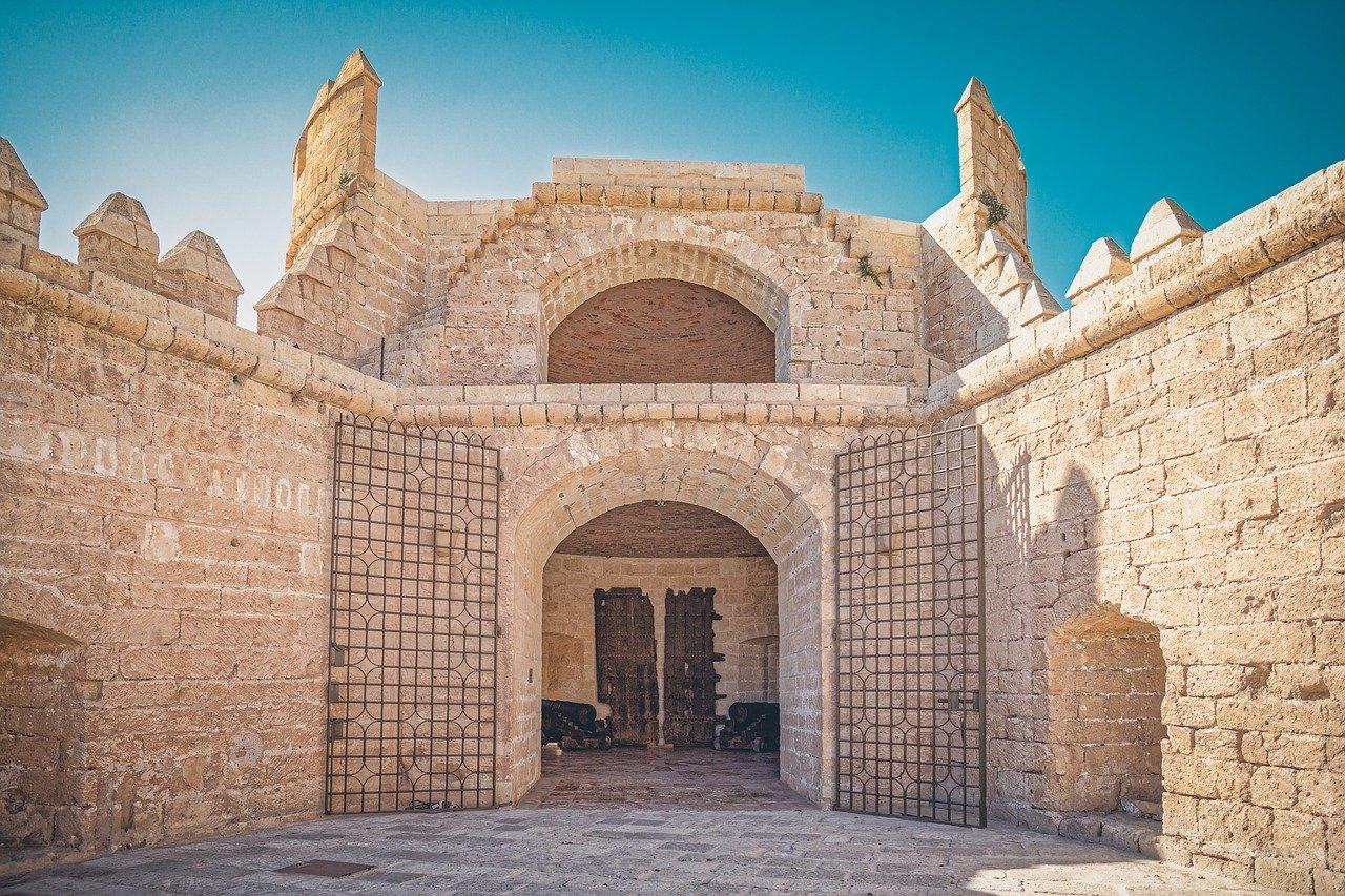 torre de la alcazaba de almeria
