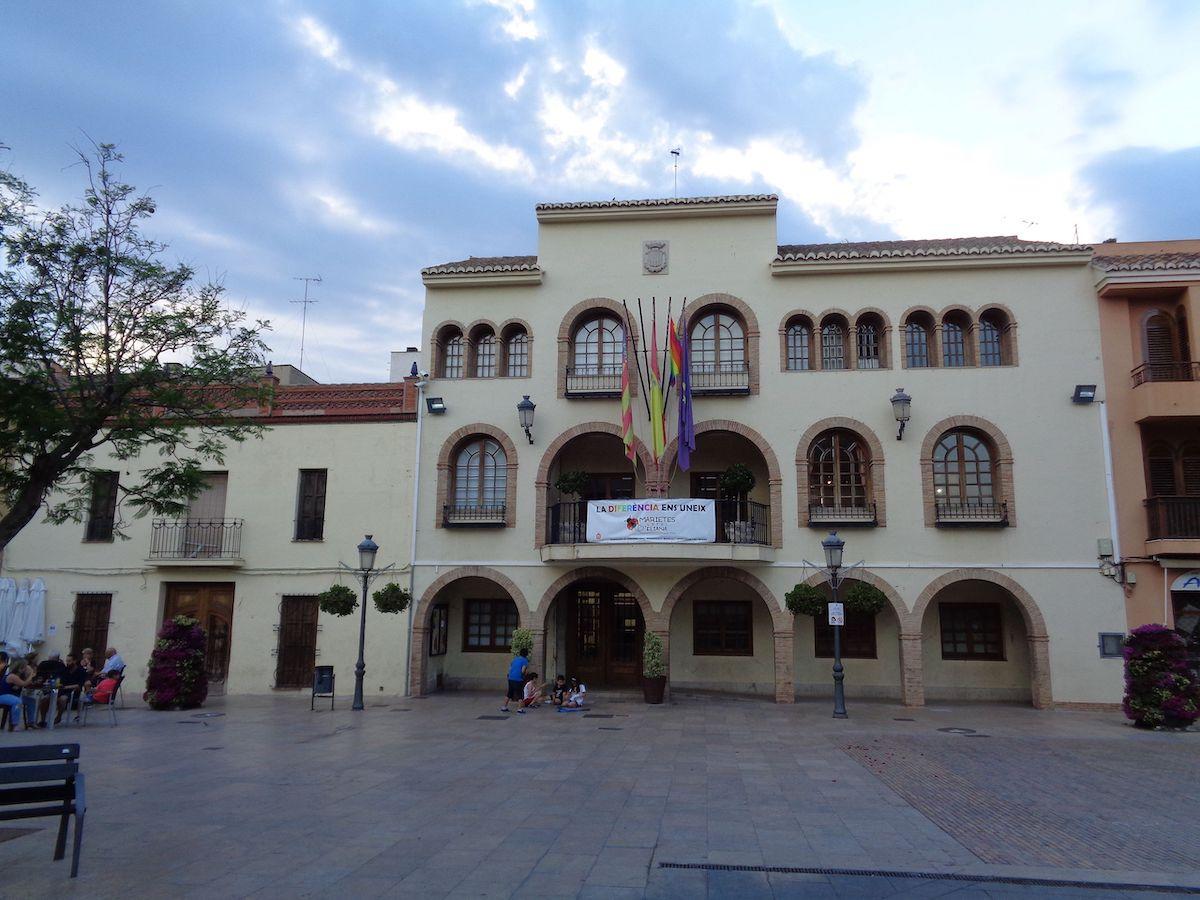 Ayuntamiento La Eliana