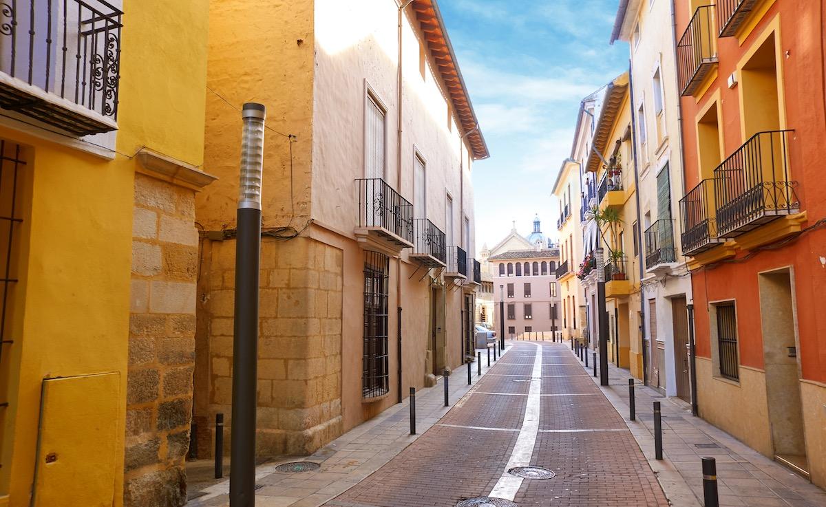 calles de xativa