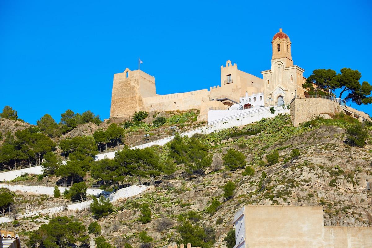 Castillo Cullera