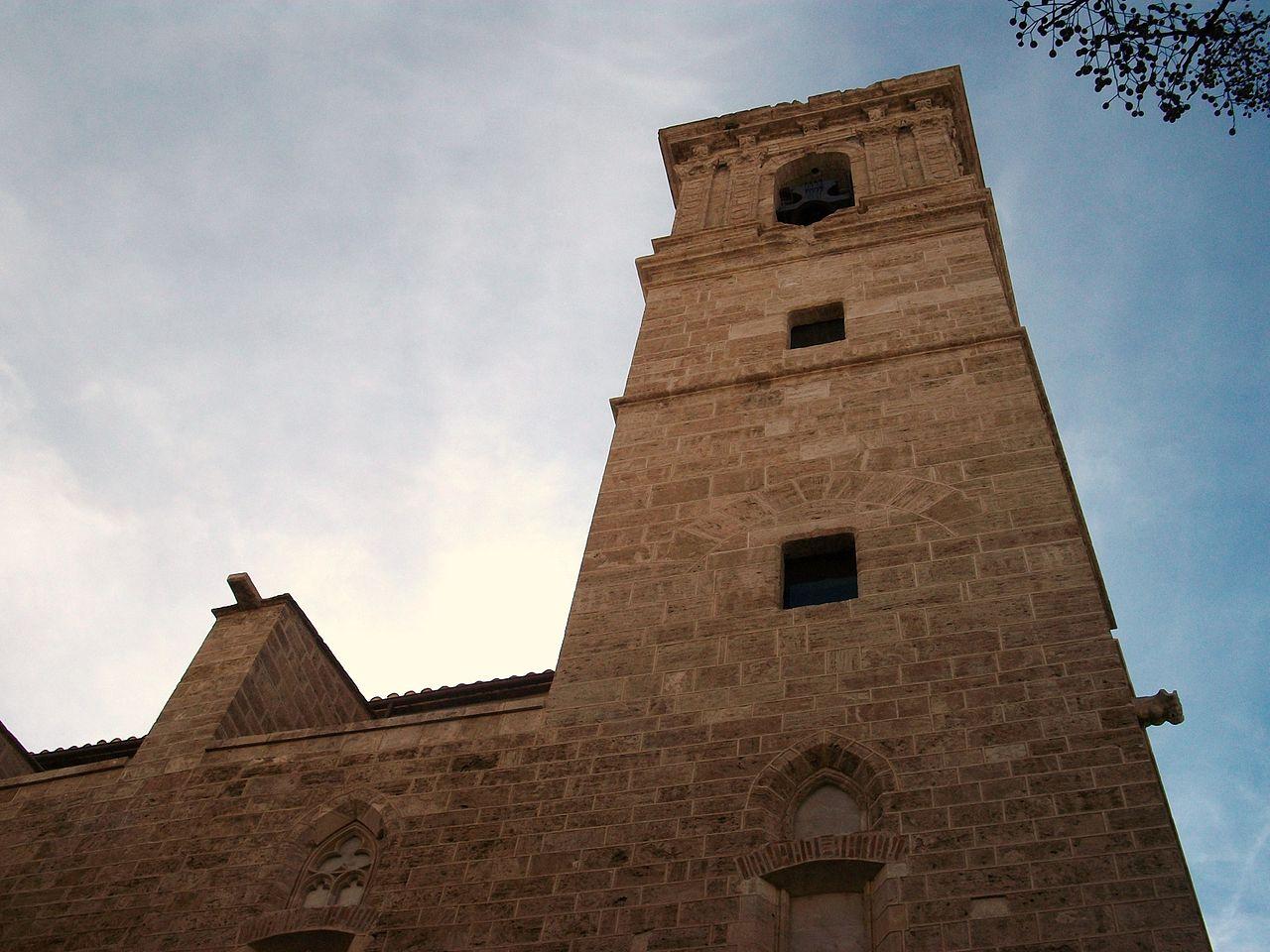 Iglesia San Martin Obispo y San Antonio Abad