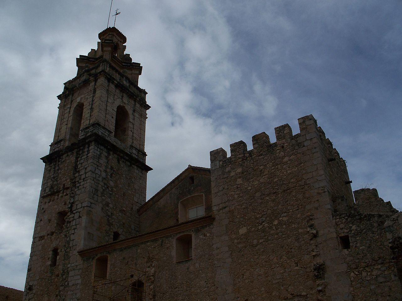Iglesia de Santa María de la Valldigna