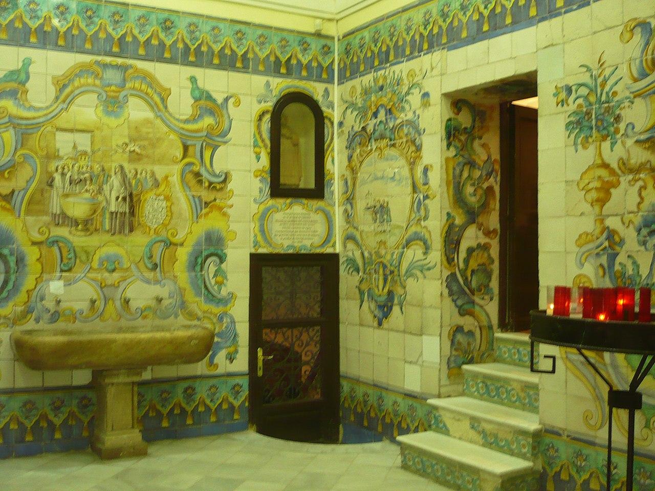 Portal del pouet de San Vicent