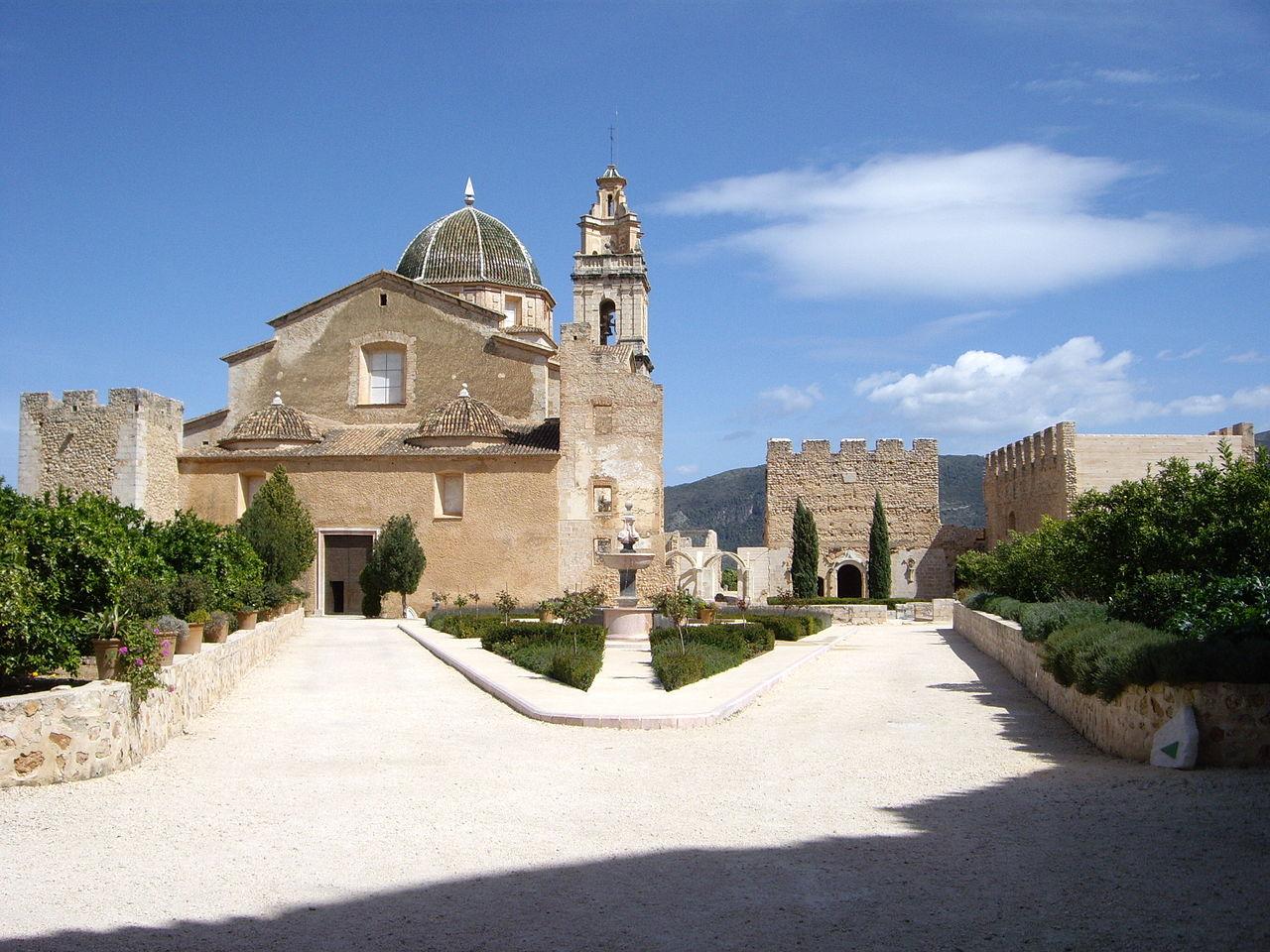 Real Monasterio de Santa María de la Valldigna